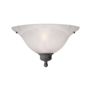 Best Price Kerrigan 1-Light Wall Sconce By Winston Porter