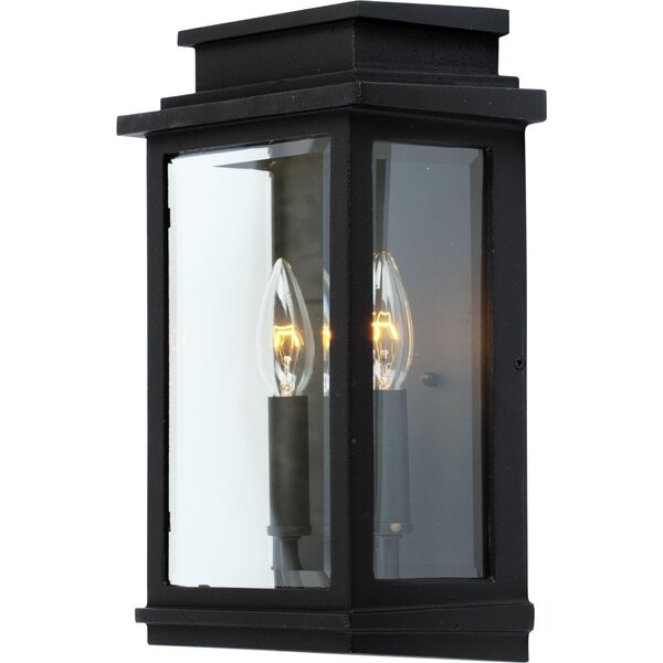 Persil 2-Light Outdoor Flush Mount by Laurel Foundry Modern Farmhouse