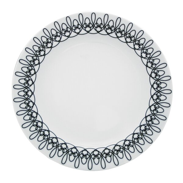 Ribbon Round Serving Platter by notNeutral
