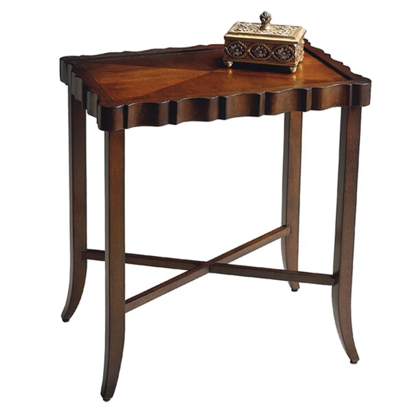Seatonville End Table by Alcott Hill