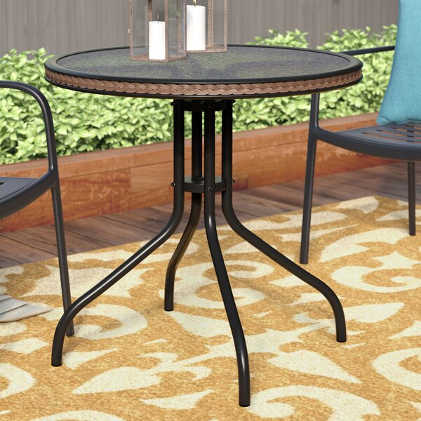 Meadowland Bistro Table by Charlton Home