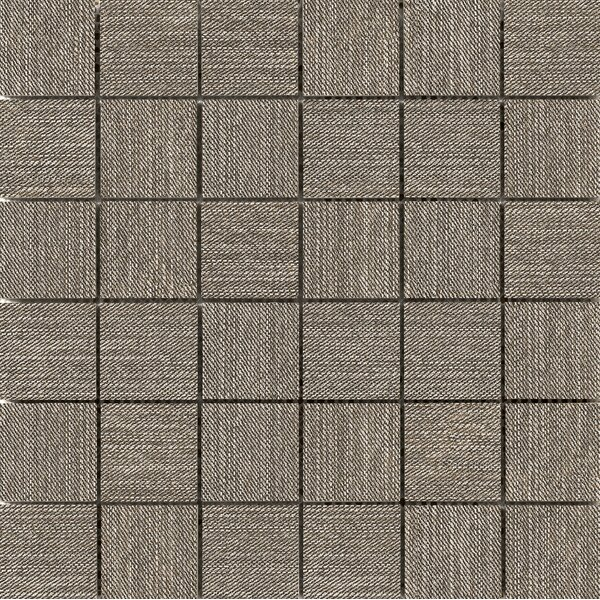 Dunham 2 x 2 Porcelain Mosaic Tile in Taj by Emser Tile