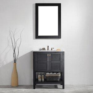 Caldwell 30 Single Bathroom Vanity Set