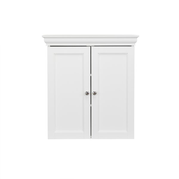 Ledet 22.25 W x 24 H Wall Mounted Cabinet by Alcott Hill