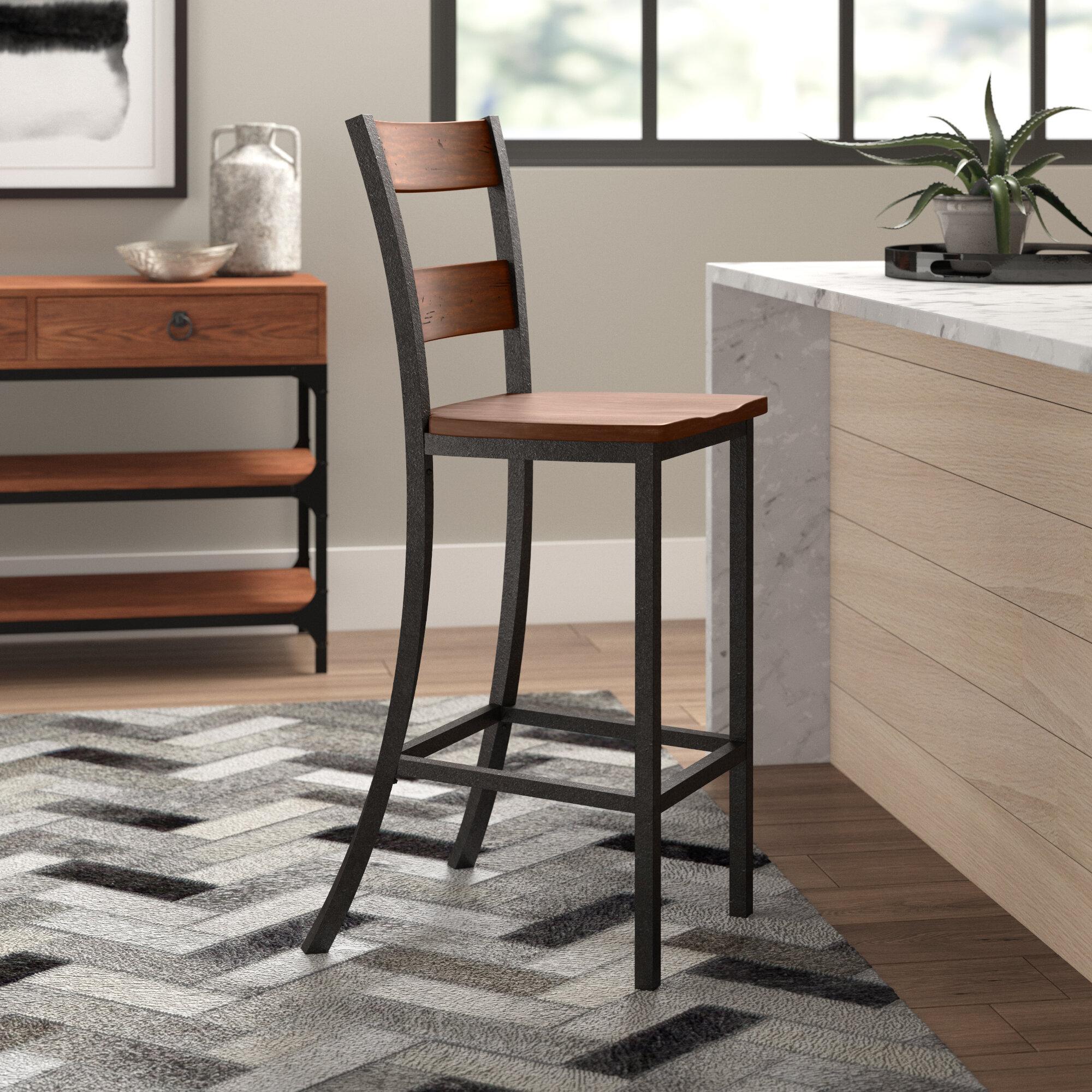Sensational Severine 30 Bar Stool Alphanode Cool Chair Designs And Ideas Alphanodeonline