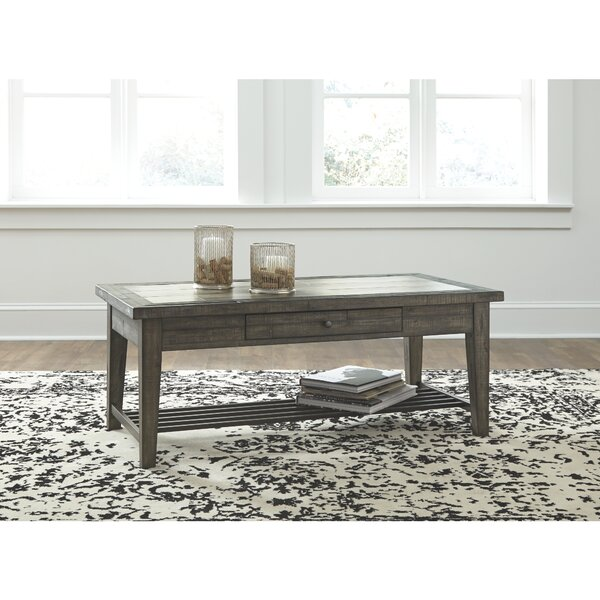 Julian Coffee Table by Millwood Pines