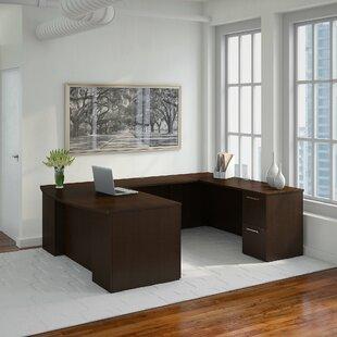 Reviews 300 Series U-Shaped Executive Desk ByBush Business Furniture
