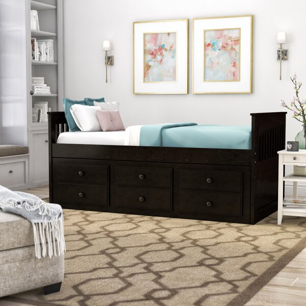 Smotherman Twin Daybed With Trundle