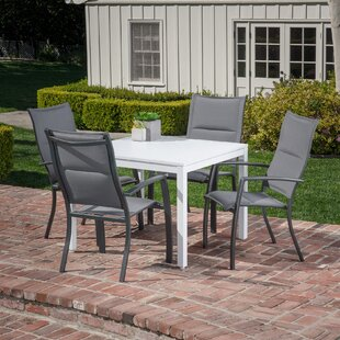 Frampton Cotterell 5 Piece Dining Set By Latitude Run