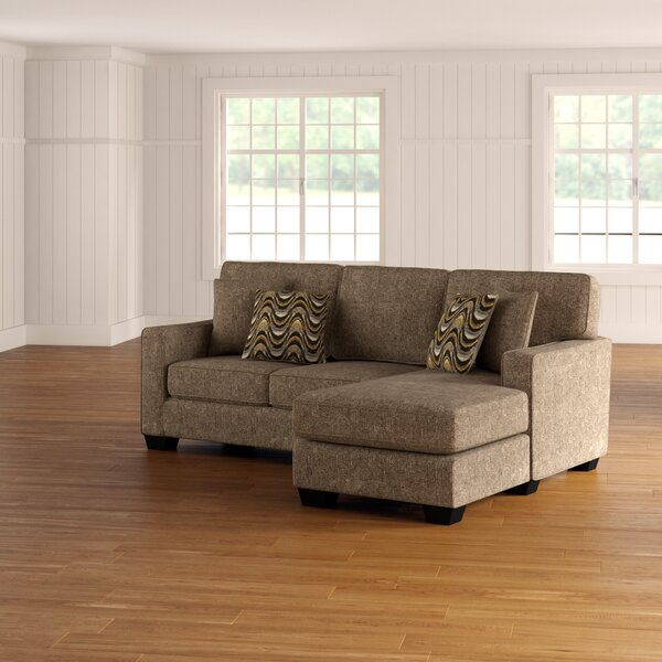 Bannan Reversible Sectional by Red Barrel Studio