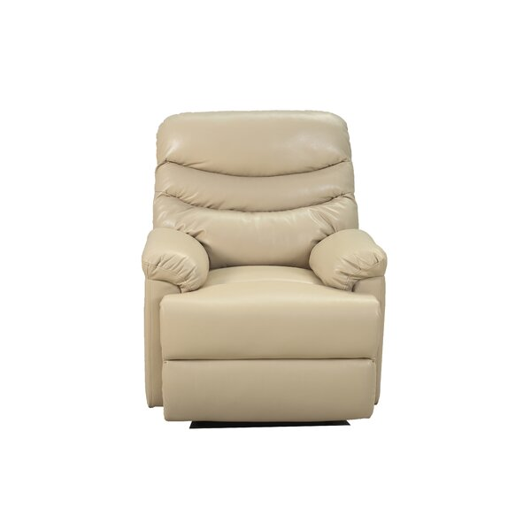 Pajaro Faux Leather Manual Recliner W003261979