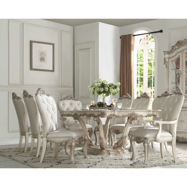 Bulah 9 Piece Extendable Dining Set by Rosdorf Park Rosdorf Park