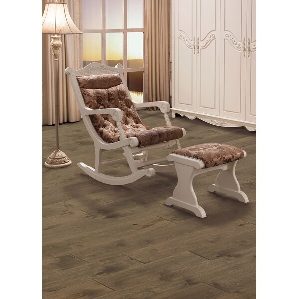 5 Engineered Birch Hardwood Flooring in Slate by Albero Valley