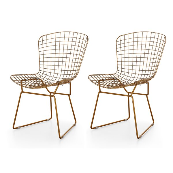M38 Wire Side Chair (Set of 2) by Meelano