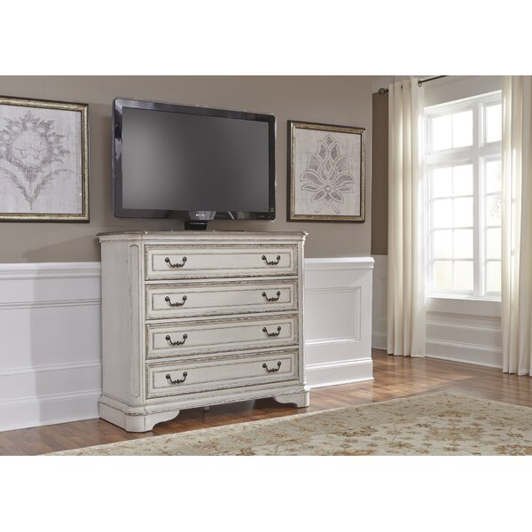 Treport 4 Drawer Dresser by One Allium Way