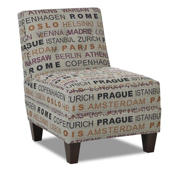 Karpeta Slipper Chair by Latitude Run
