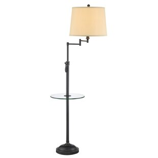 Compare & Buy Brookby Place 58 Swing Arm Floor Lamp By Alcott Hill