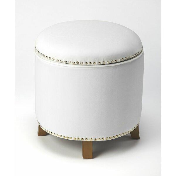 Michele Storage Ottoman by Canora Grey
