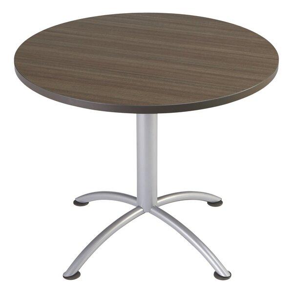 iLand 29 Round Contour Round Seated Style Table by Iceberg Enterprises