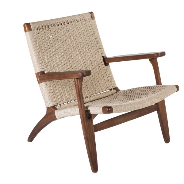 Siobhan Armchair By Bungalow Rose