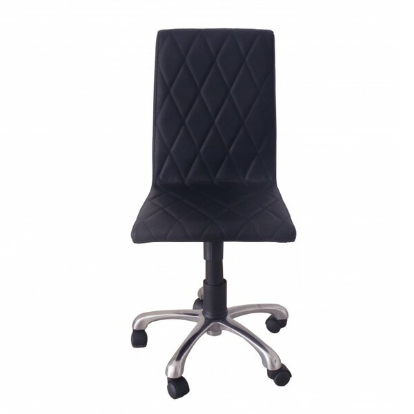 Ansell Armless Office Chair by Ivy Bronx