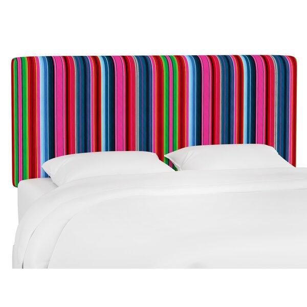 Lindfield Upholstered Panel Headboard by Ebern Designs
