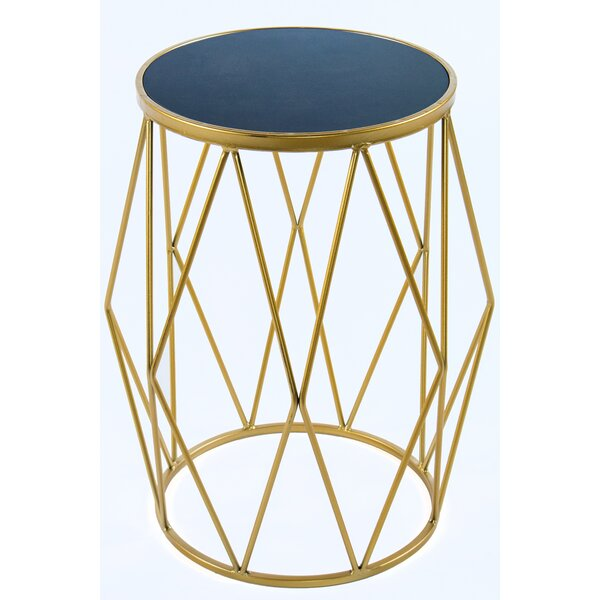 Bailey Marble Side Table by Statements by J