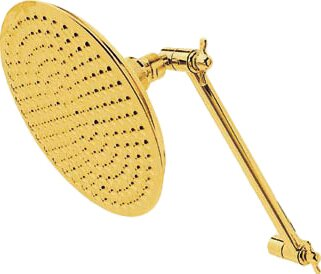 Victorian Shower Head and Arm Kit by Kingston Brass