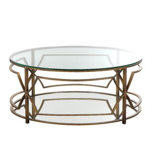 Best Price George Coffee Table ByWilla Arlo Interiors