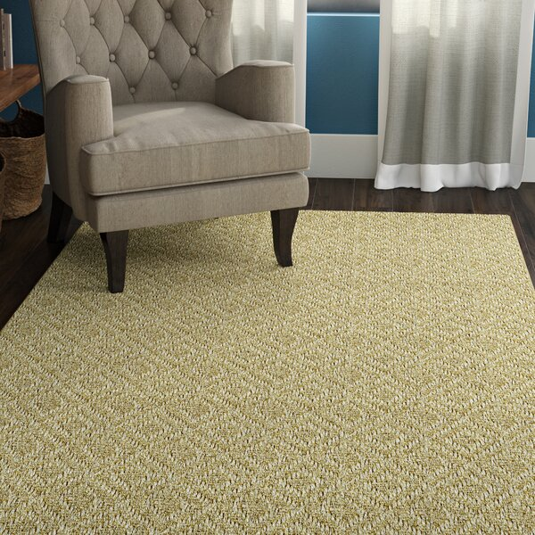 Palmyre Natural Area Rug by Gracie Oaks