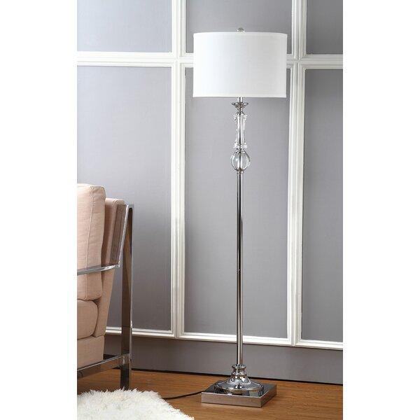Canterbury 60.25 Floor Lamp by Safavieh