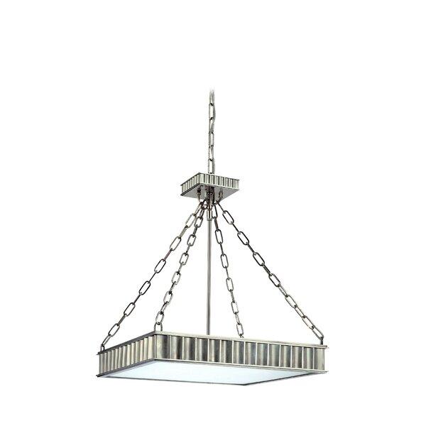 Middlebury 5-Light Pendant by Hudson Valley Lighting