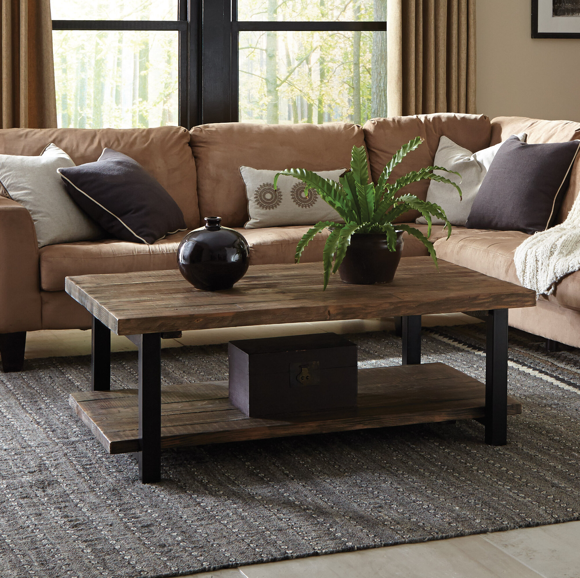 Honore Coffee Table Reviews Birch Lane