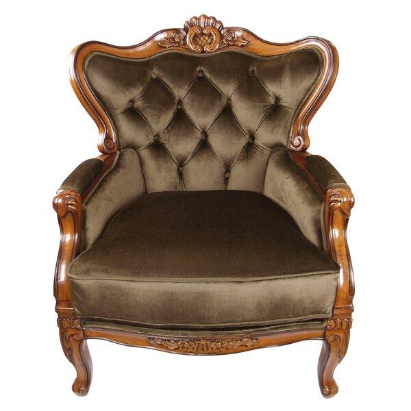 Victoria Grande Armchair by Design Toscano