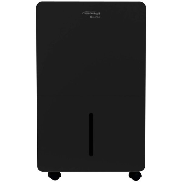 SoleusAir 70 Pint Portable Dehumidifier with Casters by Soleus Air