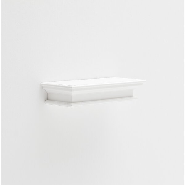 Amityville Floating Wall Shelf by Beachcrest Home