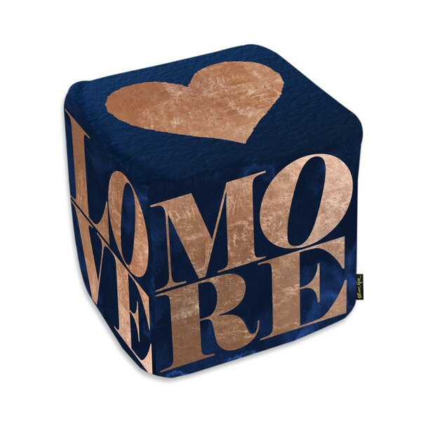 Oliver Gal Home Pouf by Oliver Gal