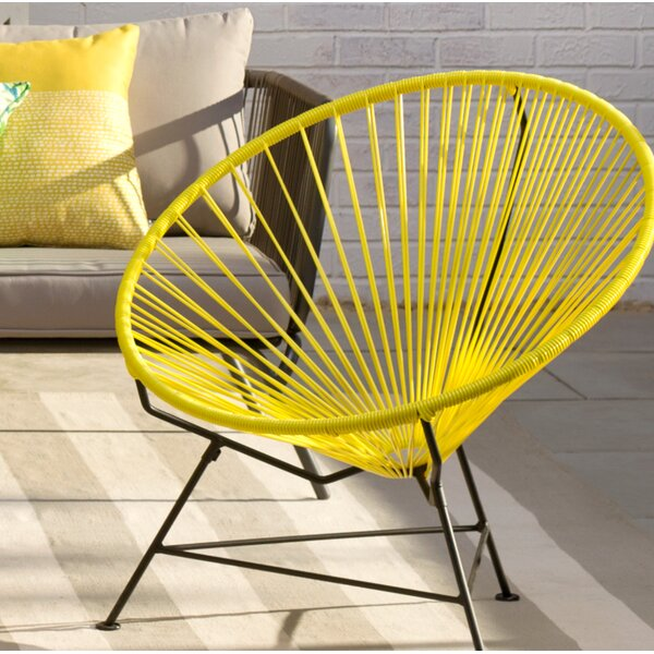 Papasan Patio Chair by Innit