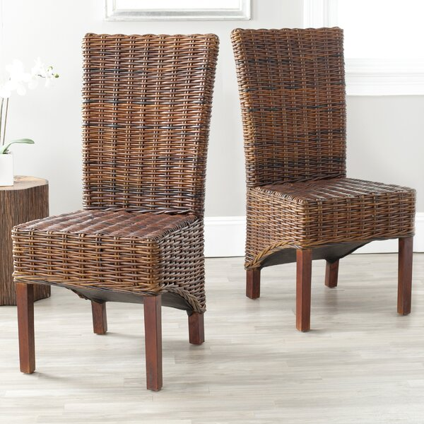 Osias Side Chair (Set of 2) by Bay Isle Home