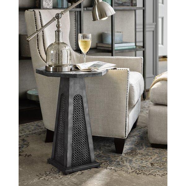 Mejia Chairside Table by Gracie Oaks