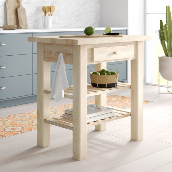 Lynn Prep Table by Mistana