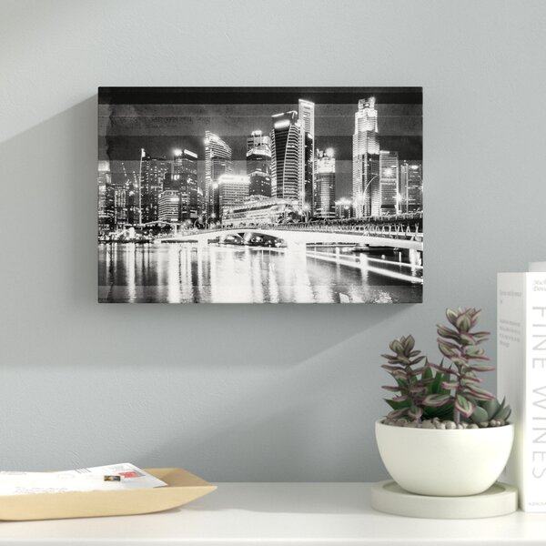 Awake All Night Photographic Print on Wrapped Canvas by Latitude Run