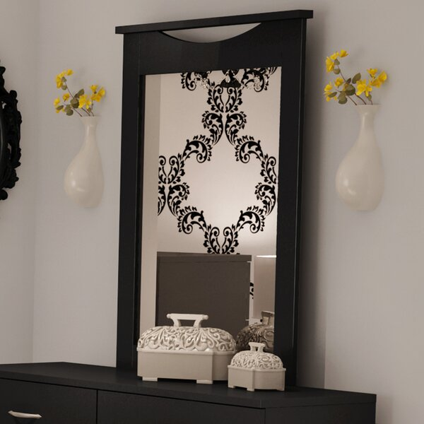 Step One Rectangular Dresser Mirror by South Shore