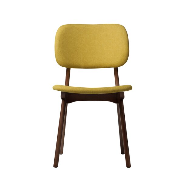 Upholstered Dining Chair by Design Tree Home