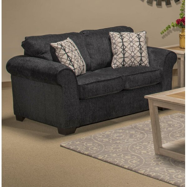 Hoyer Loveseat by Charlton Home