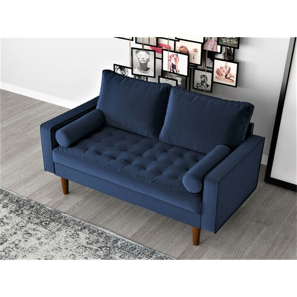 Low Price Woodell Loveseat