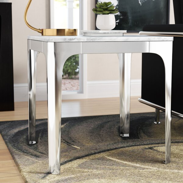 Mcroy End Table by Mercury Row