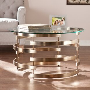 Read Reviews Inessa Coffee Table ByWilla Arlo Interiors
