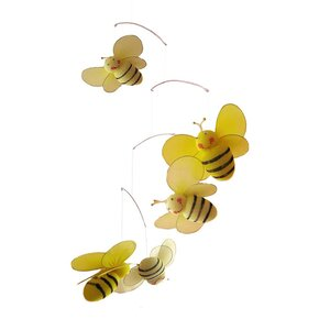 Jessi Bumblebee Decoration Mobile