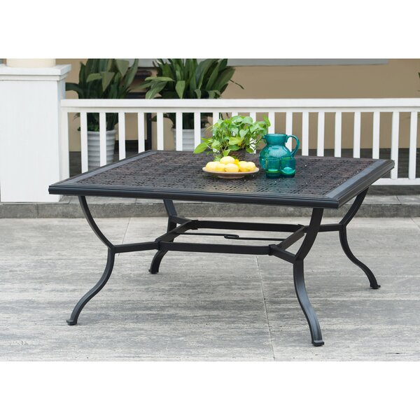 Suellen Dining Table by Fleur De Lis Living